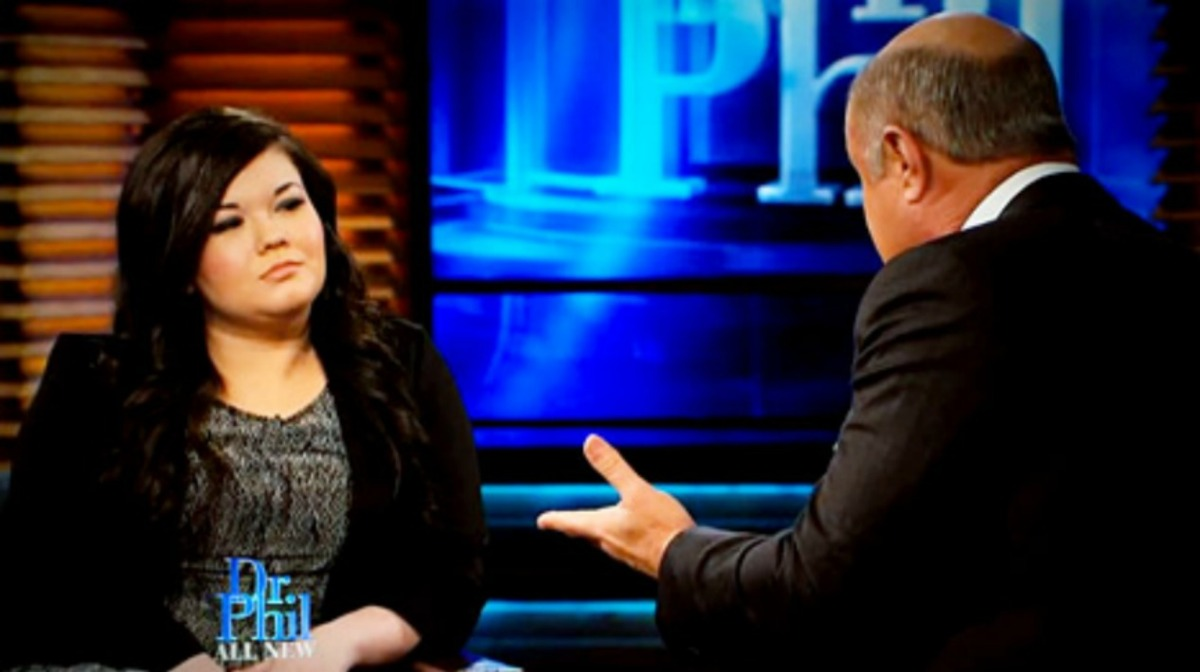 Full Episode: Amber Portwood on Dr. Phil Show