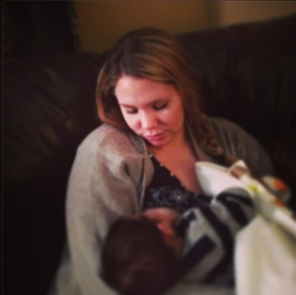 Kailyn Lowry LIncoln Isaac