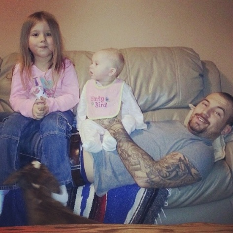 Adam Lind Teen Mom 2 Aubree Paislee