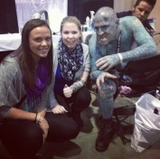 Kailyn Lowry Tattoo Convention 2