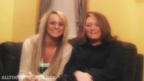 Leah and Aunt