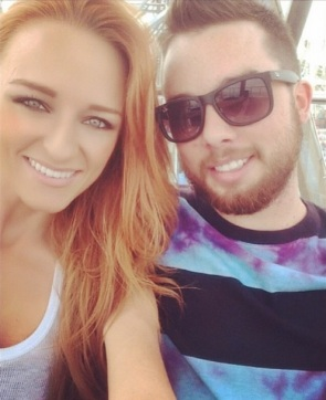 Maci Bookout and Taylor