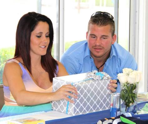 Jenelle Evans Baby Shower