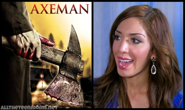 Farrah Abraham Horror Movie