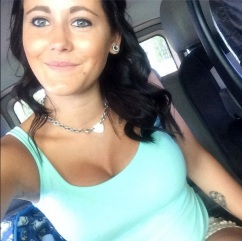 jenelle evans post pregnancy