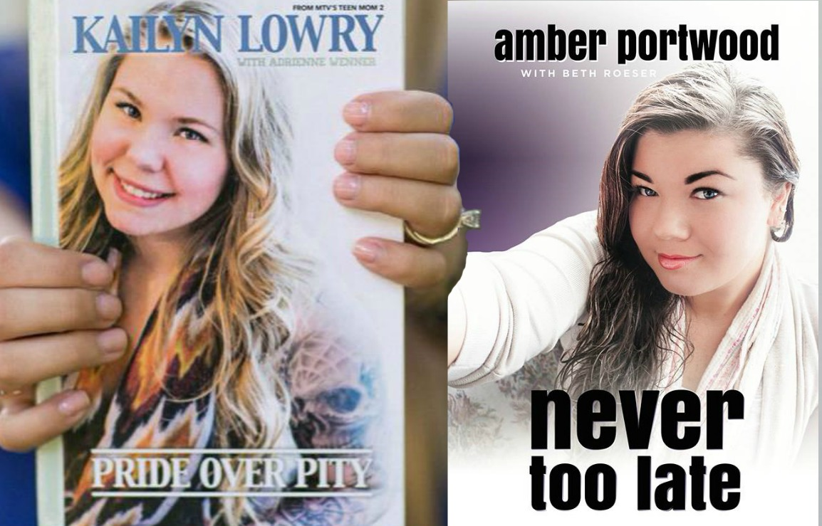 Amber Portwood Amp Kailyn Lowry Double Book Tour All The