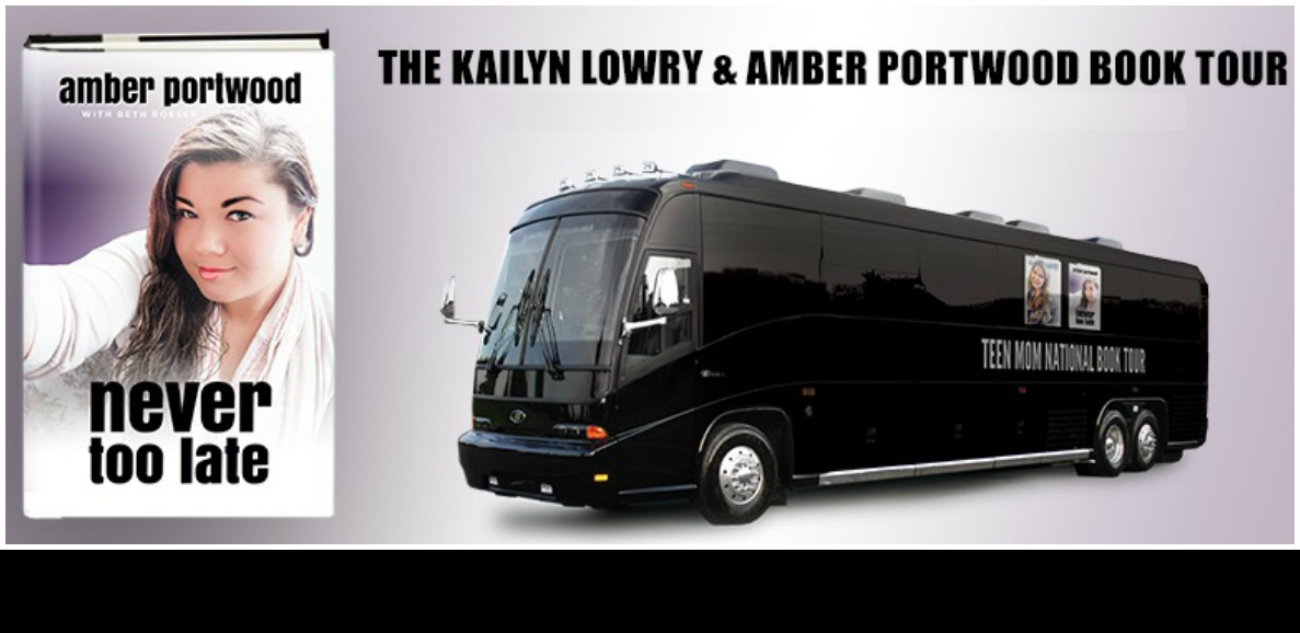 Amber Portwood & Kailyn Lowry Double BookTour!!