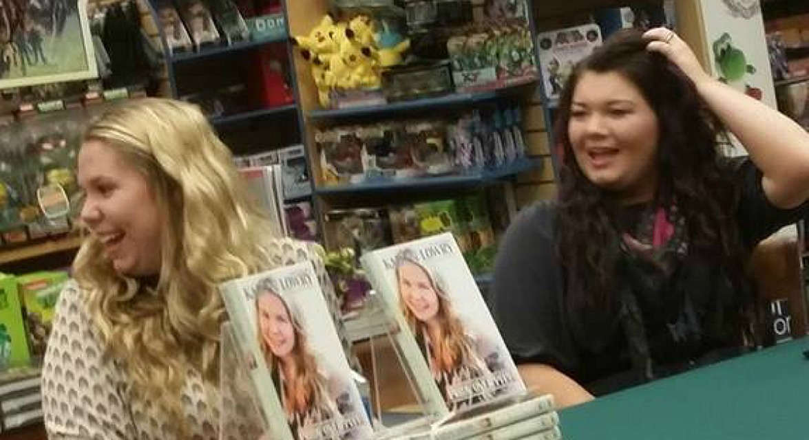 Exclusive! Amber Portwood Dishes on Working with KailynLowry!