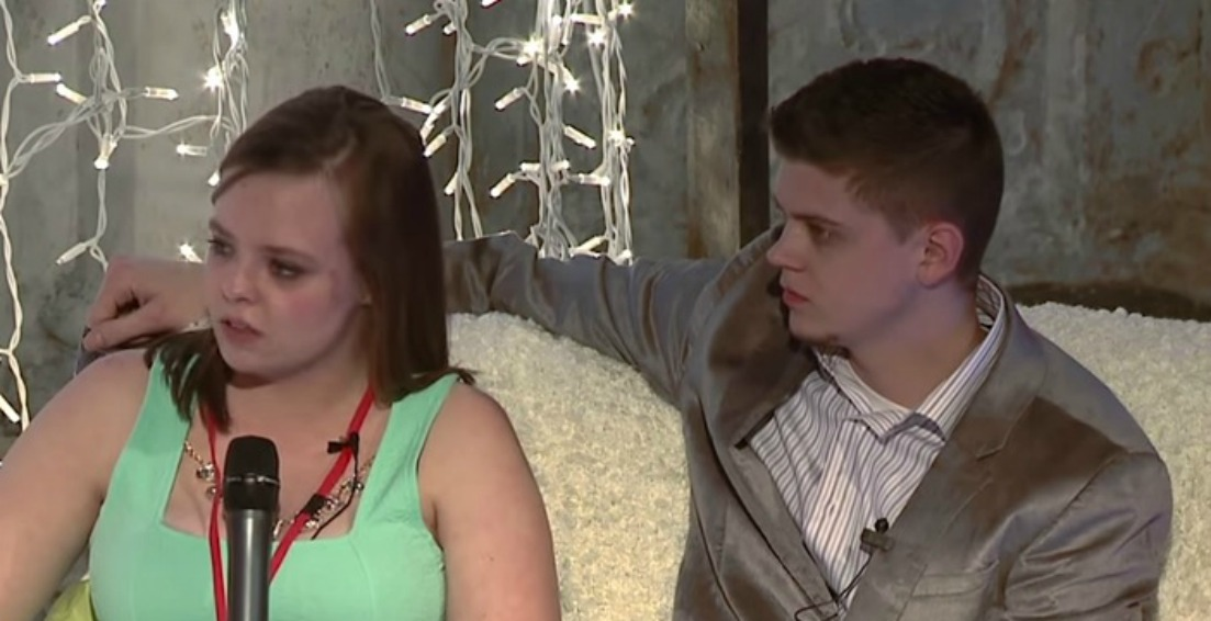 VIDEO: Catelynn & Tyler Discuss Considering Abortion During Their First Pregnancy And Why They Couldn't DoIt