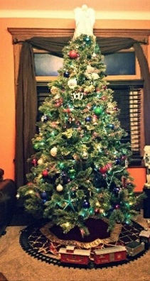 Catelynn Lowell Christmas Tree