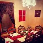 Catelynn Lowell Dining Room