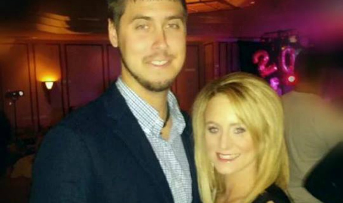 PHOTOS! Leah & Jeremy Calvert Spend New YearsTogether!
