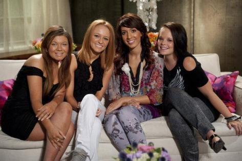 The 'Teen Mom' cast back in the day