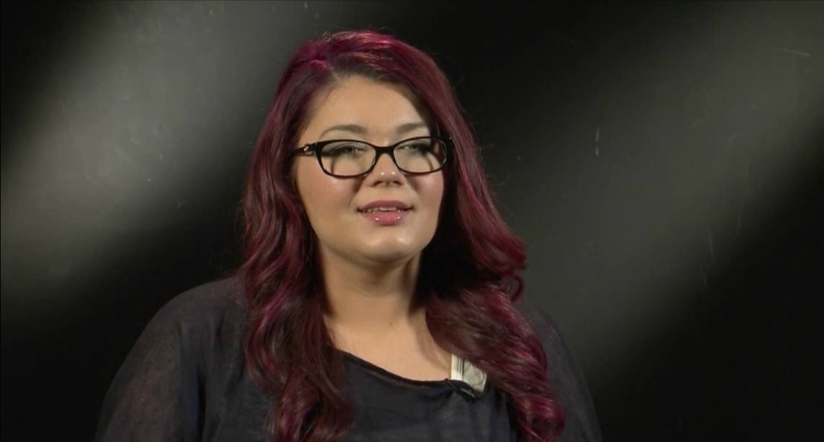 "Amber Portwood Confirms Engagement! ""I feel more love for him than I ever have"""