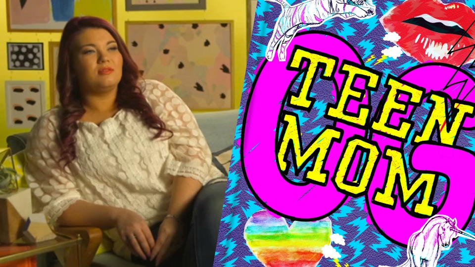 Amber Portwood Says 'Teen Mom OG' is Her Second Chance
