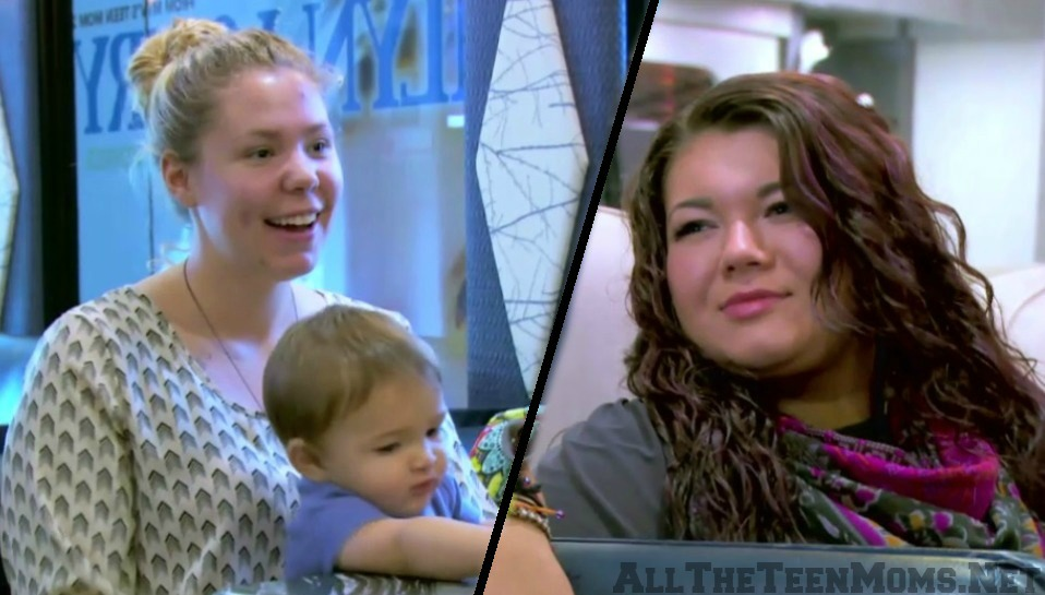 Sneak Peek! Kailyn Lowry Makes an Appearance on Teen Mom OG!