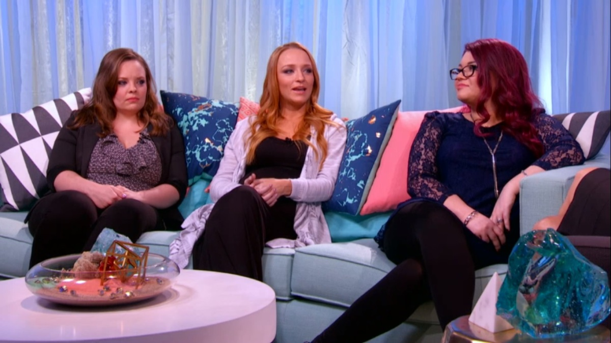 Here's What Maci Bookout Has to Say about How Farrah Abraham Treats People!