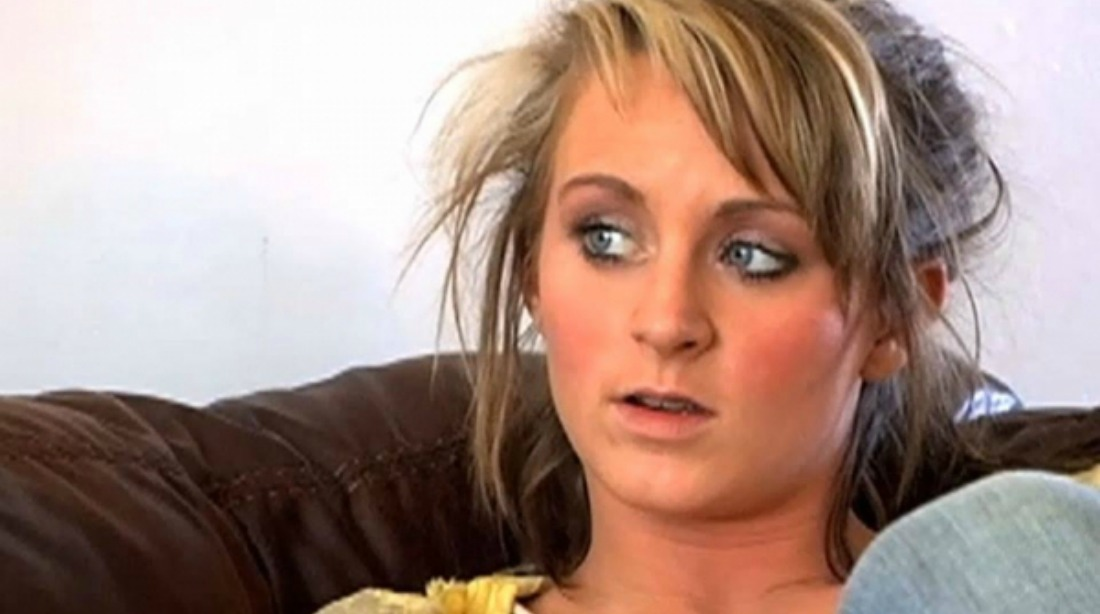 'Teen Mom 2' Star Leah Calvert Checks Into Rehab!