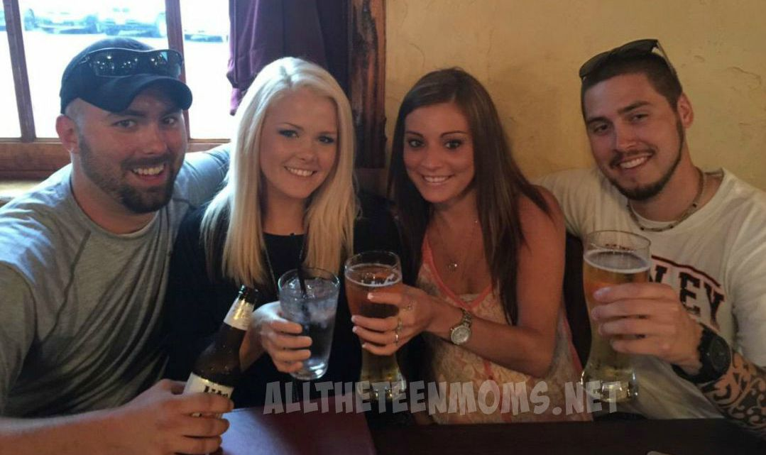 Corey & Miranda Simms Hang Out w/ Jeremy Calvert & His New Girlfriend! Plus Corey's Tweet & Deletes About Leah!