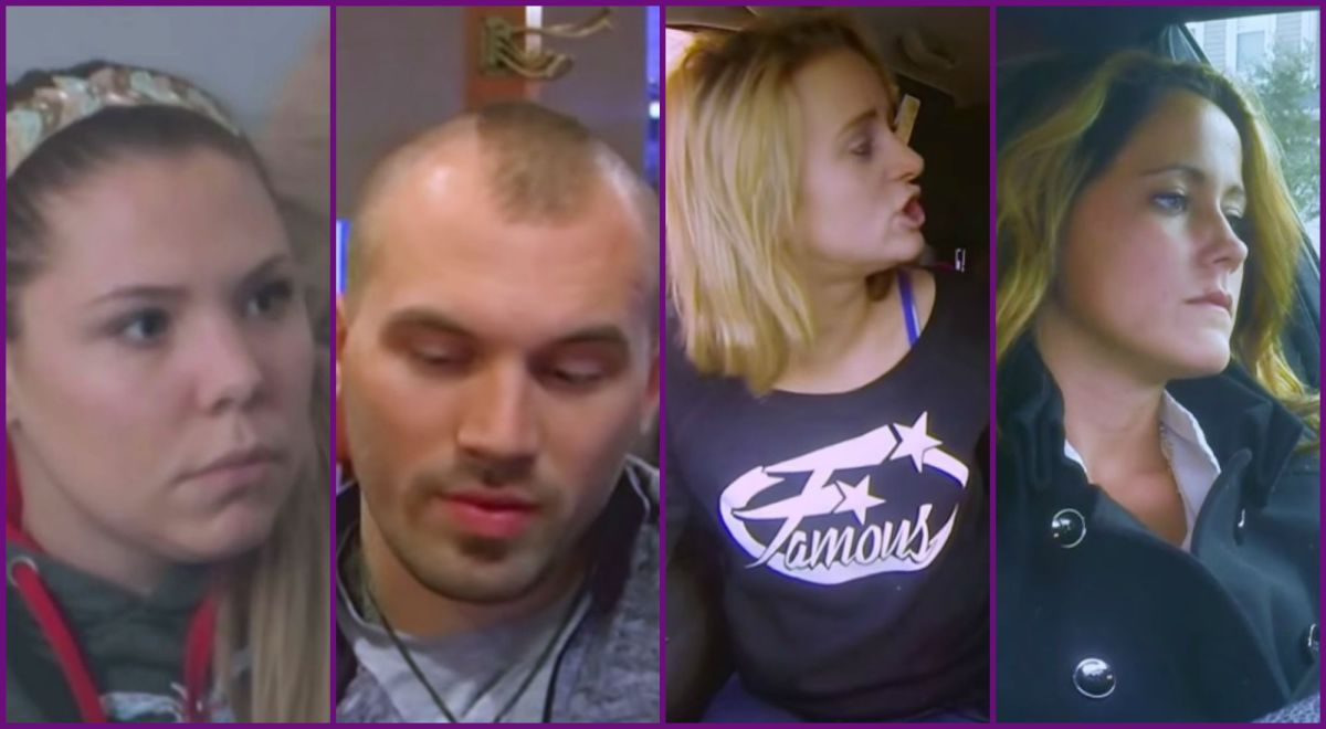 4 New Video Sneak Peeks of This Week's Episode of 'Teen Mom 2!'