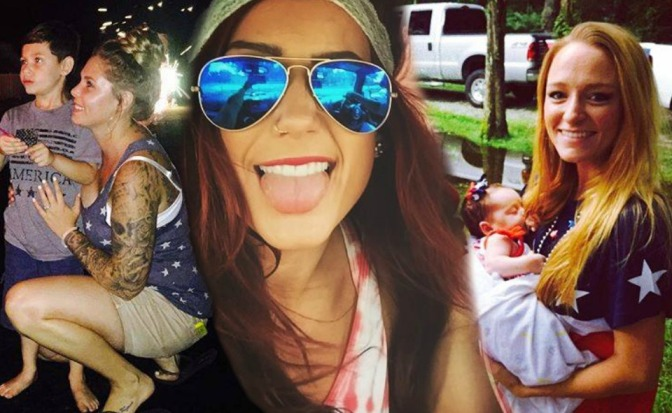 Teen Mom 4th of July