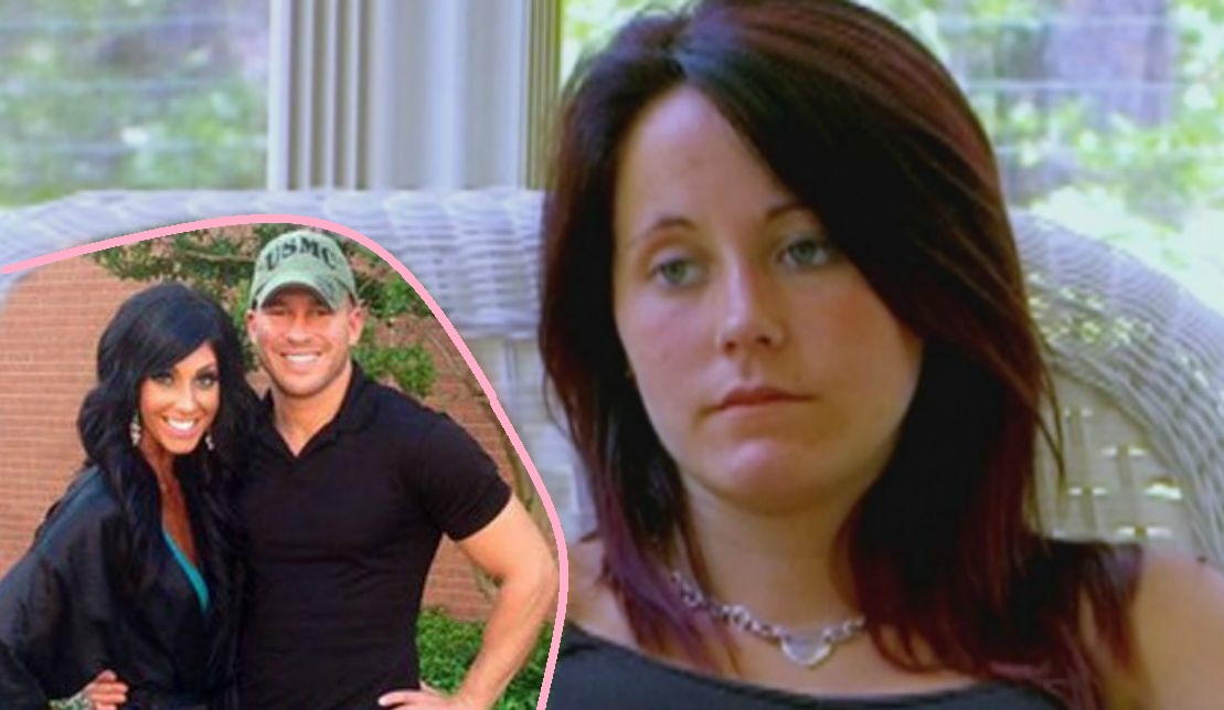 'Teen Mom 2' Star Jenelle Evans Arrested for Assaulting Nathan Griffith's NewGirlfriend!