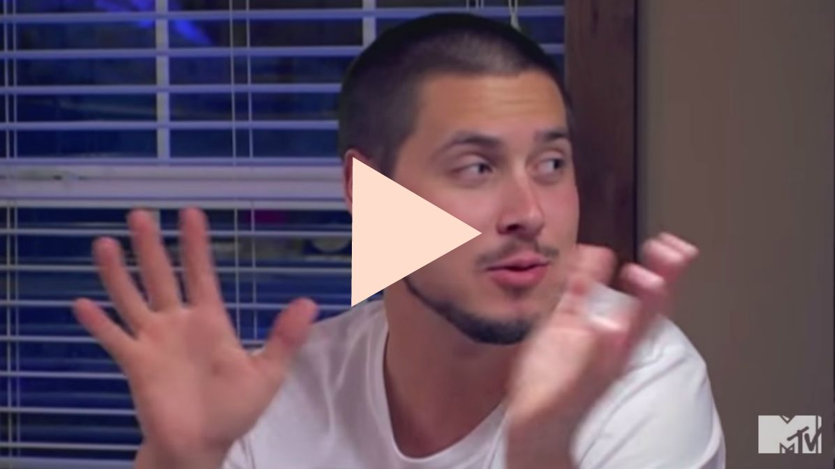 VIDEO! 'Teen Mom 2' Deleted Scene! Jeremy Regrets Having a Child with Leah…