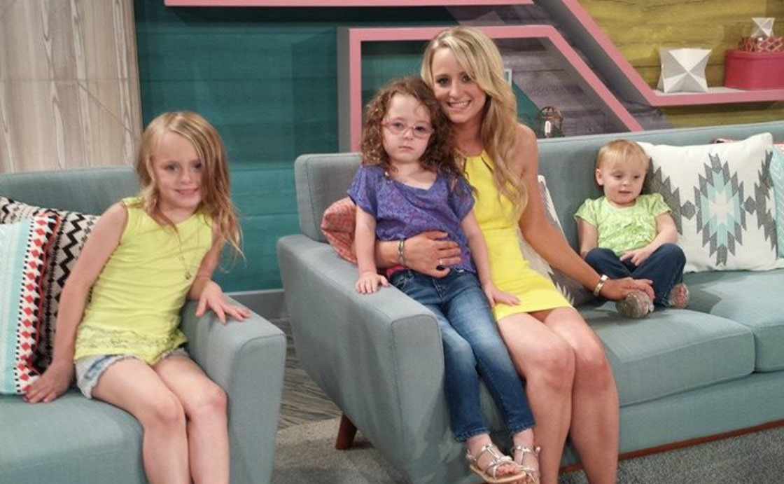 Why Leah Messer May Lose Custody of Youngest Daughter Addie