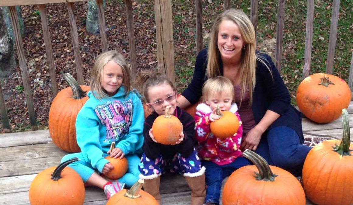 'Teen Mom 2' Star Leah Messer Loses Primary Custody of Daughters Ali & Aleeah! – REPORT