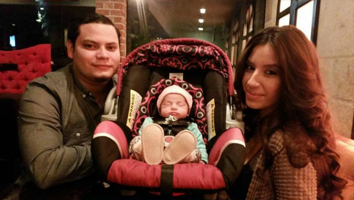 New Photos of Jo & Vee's Baby Girl Velisse!