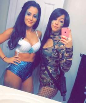 Jenelle Evans and On/Off Bestie Tori