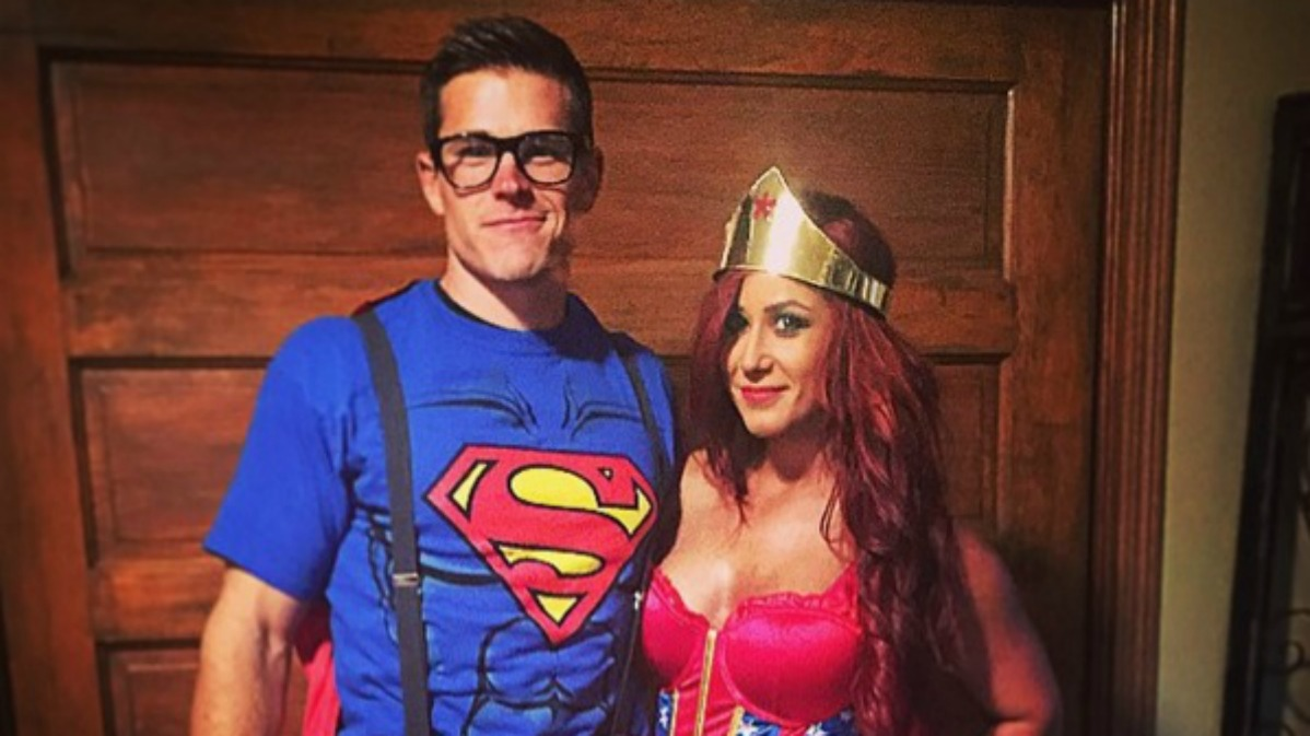 Photos & Video! 'Teen Mom' Stars & Kids Celebrate Halloween 2015!
