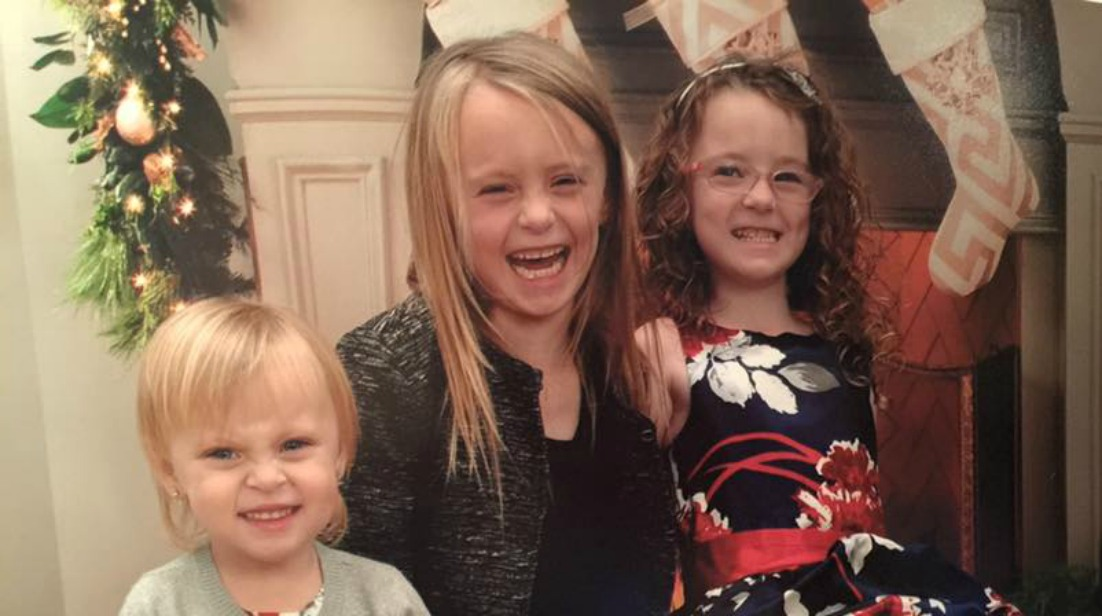 PHOTOS! 'Teen Mom 2' Star Leah Messer And Daughters Share