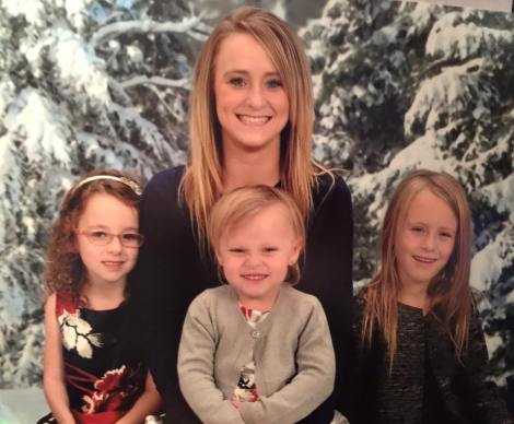 Leah Messer Holiday Photos (12)
