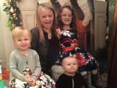 Leah Messer Holiday Photos (2)