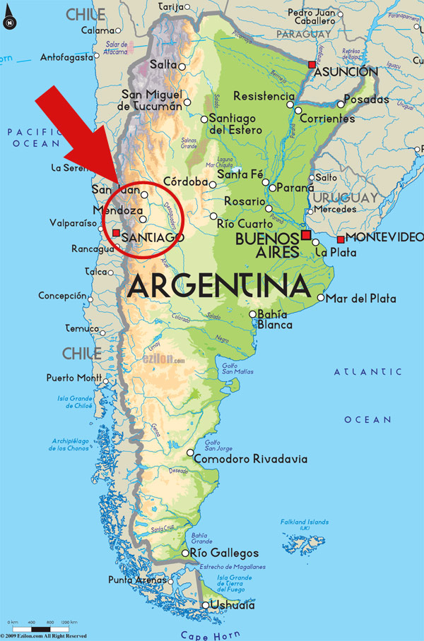 Argentina_map_MTV_helicopter_crash