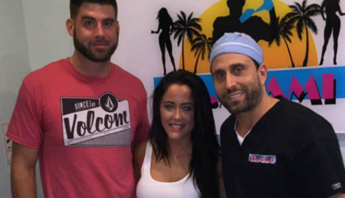 Jenelle Evans of 'Teen Mom 2' is Getting More Plastic Surgery!