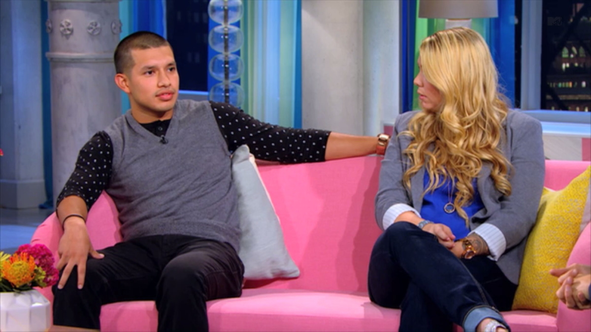 Javi Marroquin Gives His Thoughts on Kailyn Lowry's Plastic Surgery!
