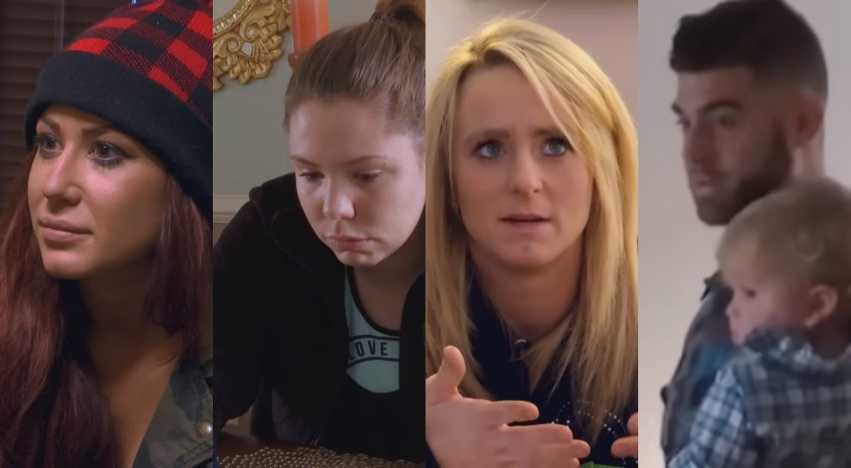'Teen Mom 2' Sneak Peeks!