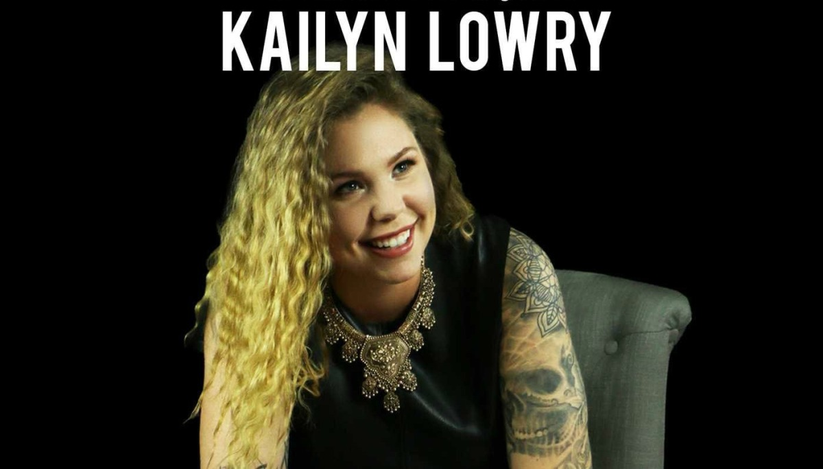 Check Out Kailyn Lowry's New Book! Available for Pre-Order!