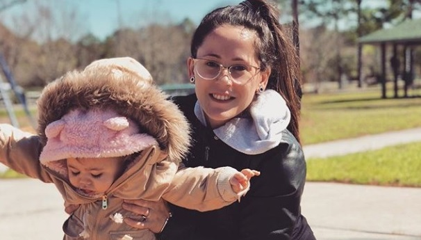 Jenelle Evans Not Allowing MTV to Film Daughter Ensley for 'Teen Mom 2'