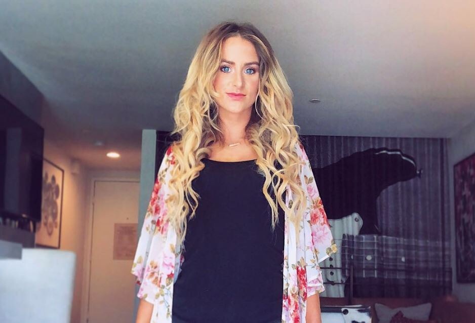 Leah Messer Speaks Publicly About Recent Breakup
